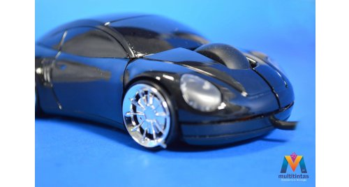 Mouse optico usb carro porshe